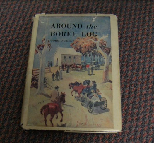 Around the Boree Log Book - 1921