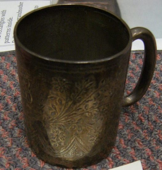 Christening cup - 1911