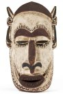 Tago mask from Papua New Guinea