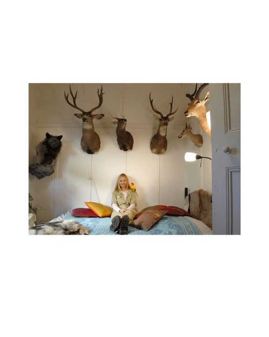 The Taxidermist, Sascha Smith
