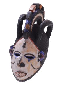 African Mask E76274