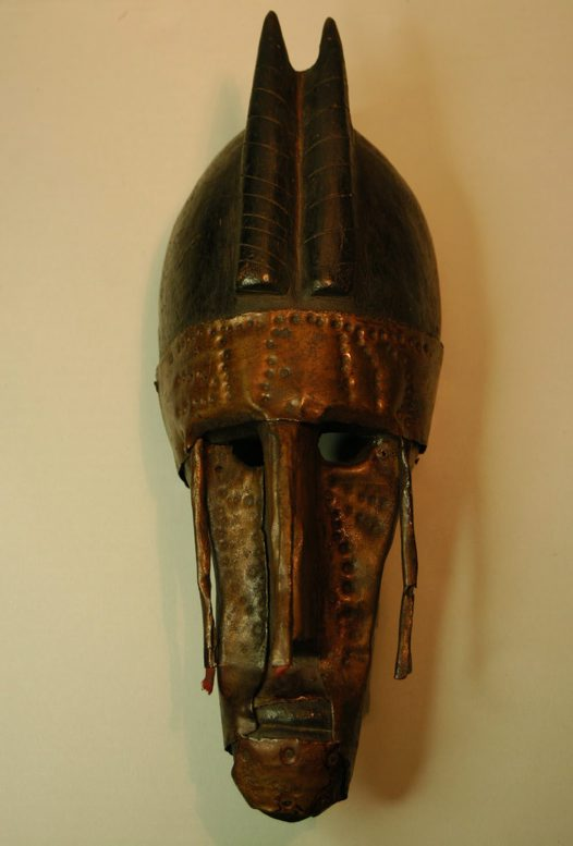 African Mask E76224