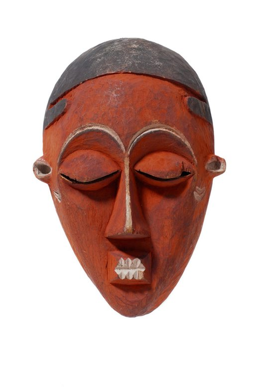 African Mask E21428