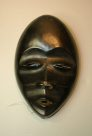 African Mask E76252