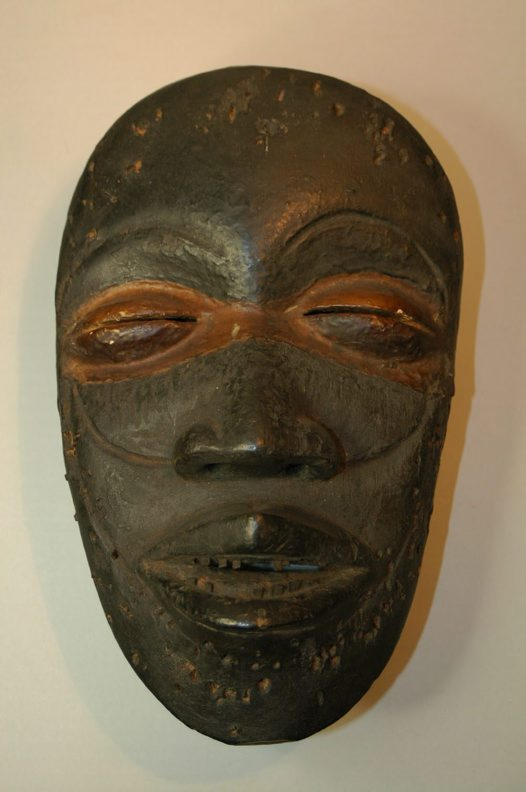 African Mask E76317