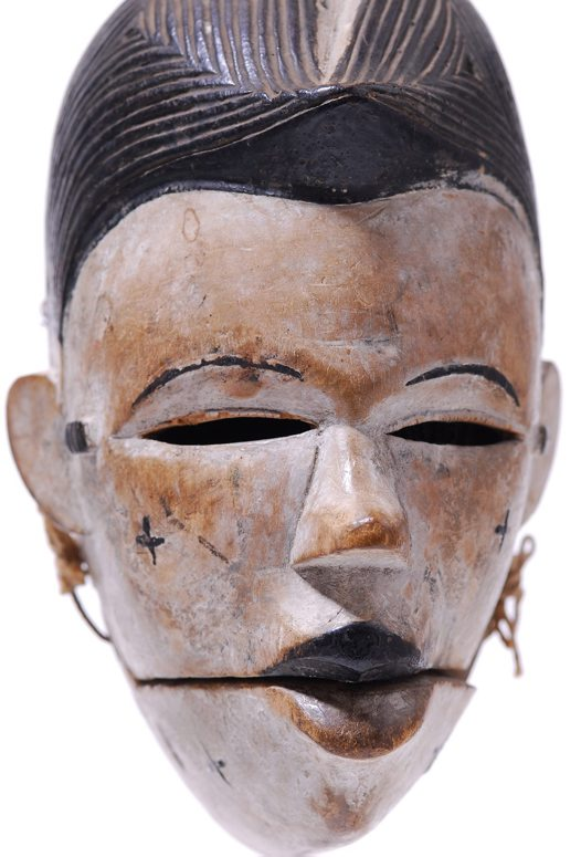 African Mask E76231