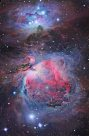 Best of Eureka - A kaleidoscope of dust and gas in Orion