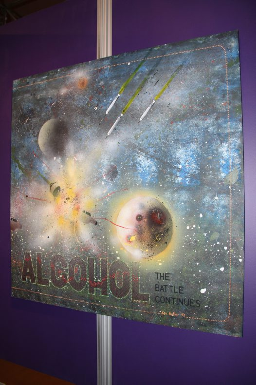 Painting E094375 part 2 - Drugs and Alcohol