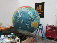 The 'Globe' progress