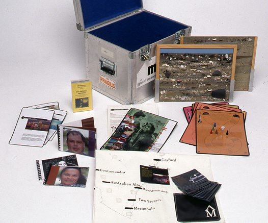 Museum in a Box - Aboriginal History