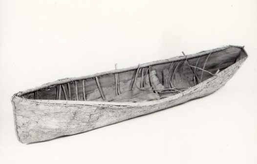 Canoe from Cardwell, Queensland E13452