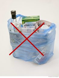 Green Home Guide: NO plastic bags