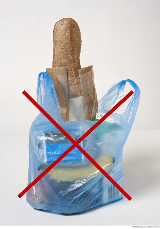 Green Home Guide: Say NO to plastic bags