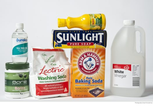 Green Home Guide: Green cleaning kit