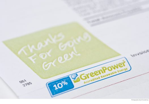 Green Home Guide: Green Power