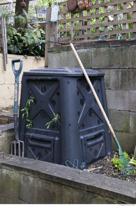 Green Home Guide: Composting station