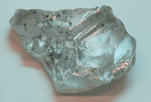 Diamond crystal.104 ct. Merlin, Northern Territory