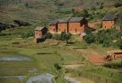 Madagascar 2012 -Brick-making and rice padis