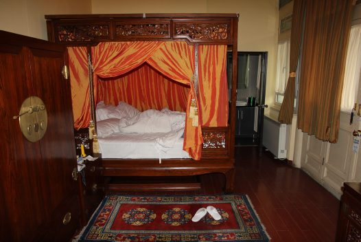 Bedroom Fit For An Emperor