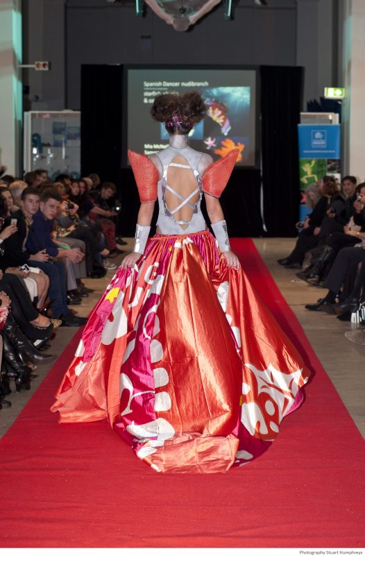 FLW 2012 Finalist, Secondary School: Mia & Samara (back)