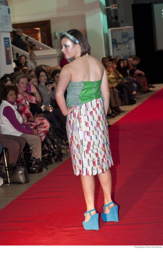 FLW 2012 Finalist, Secondary School: Edwina (back)