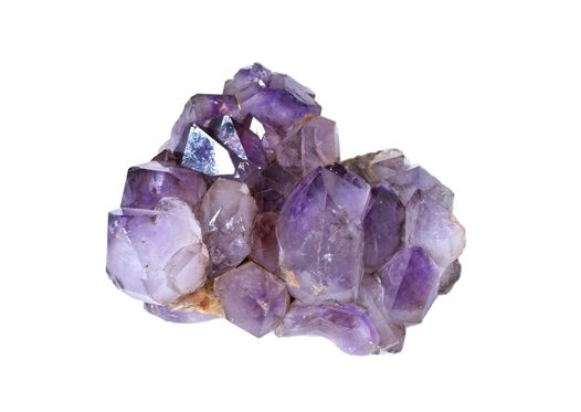 Amethyst crystals. Kuridala, Cloncurry, Queensland
