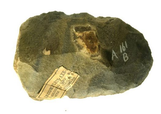 Axe Head, Queensland: A161