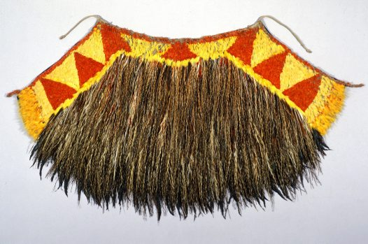 Hawaiian feather cape
