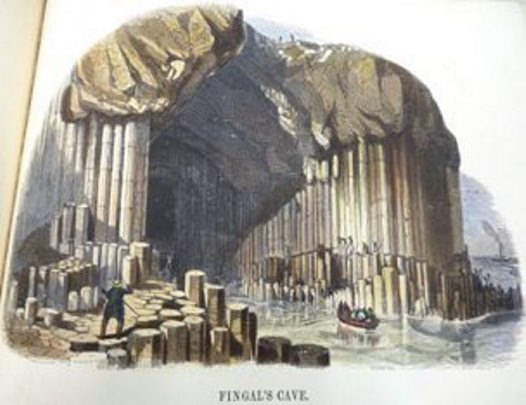 Natural Phenomena Fingal's Cave