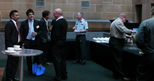 Morning tea - AAWHG Wildlife Management Forum 2012 #05