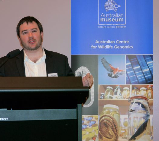 David Wilson - AAWHG Wildlife Management Forum 2012