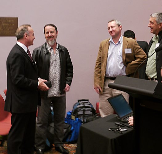 Meet and greet - AAWHG Wildlife Management Forum 2012 #03