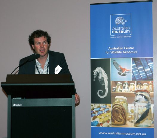 Luke Harvey - AAWHG Wildlife Management Forum 2012