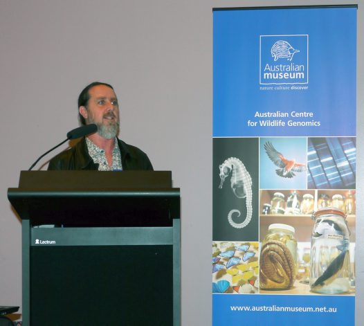 Andrew King - AAWHG Wildlife Management Forum 2012