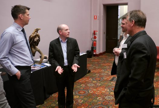 Meet and greet - AAWHG Wildlife Management Forum 2012 #05