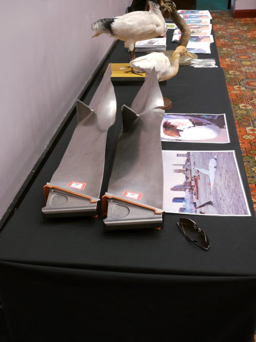 Display material- AAWHG Wildlife Management Forum 2012 #03