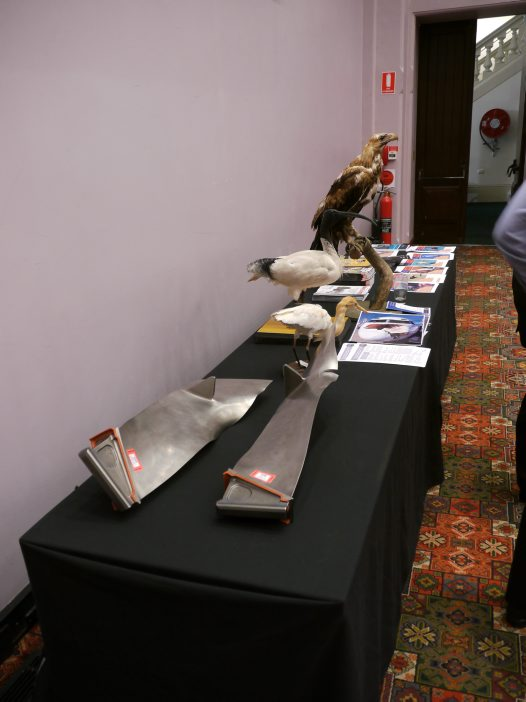 Display material - AAWHG Wildlife Management Forum 2012 #02