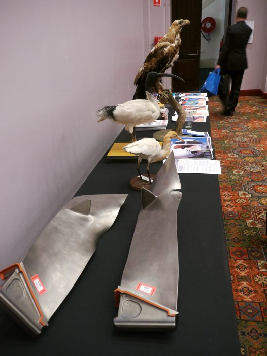 Display material - AAWHG Wildlife Management Forum 2012 #01