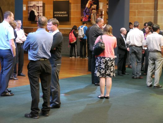 Morning tea - AAWHG Wildlife Management Forum 2012 #04