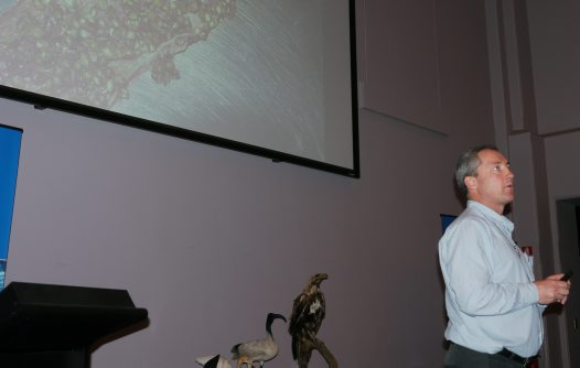 Phil Shaw - AAWHG Wildlife Management Forum 2012