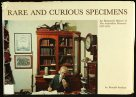 Rare and Curious Specimens: Cover