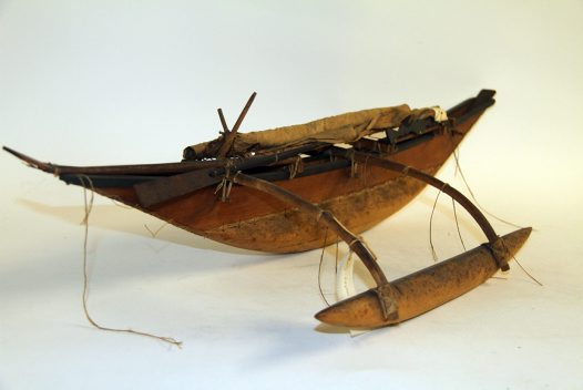 Canoe Model, Sri Lanka: B9174