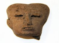 Mexican Clay Head: E49088 A