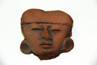 Mexican Clay Head: E42596 A
