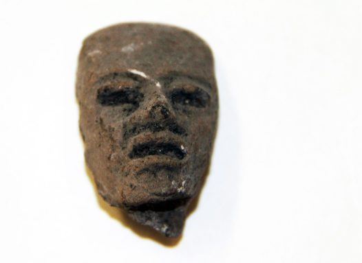 Mexican Clay Head: E49088 B