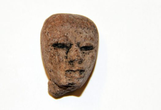 Mexican Clay Head: E49088 C