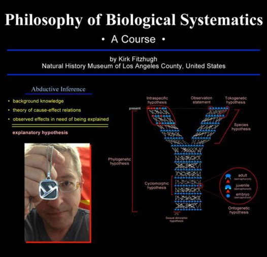 Course: Philosophy of Biological Systematics