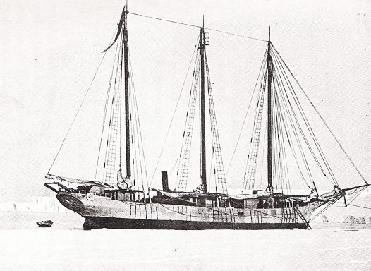 Kainan Maru Ship in 1912