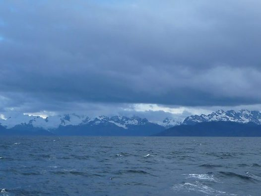 10 April: The Straits of Magellan (Scotia Arc Expedition 2013) #4