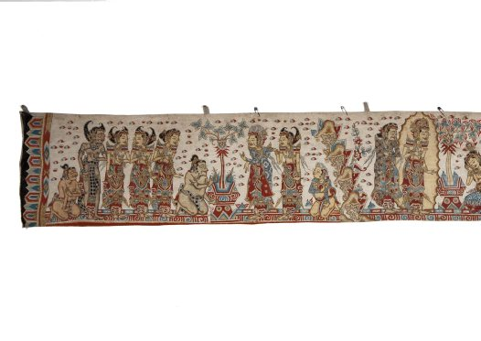 Balinese Painting E94645 A